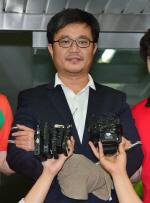 '김형식, 박원순 준다며 2억 가져가' 죽은 재력가 장부, 법정서 공개