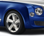 [포토]벤틀리 '그랜드 컨버터블', 트윈터보 V8엔진 탑재