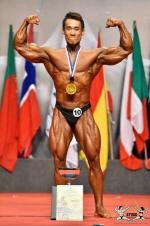 [포토] 어깨 깡패? 근육 깡패 설기관..세계 제패