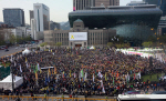 [포토] 서울광장서 열린 세월호참사 범국민대회