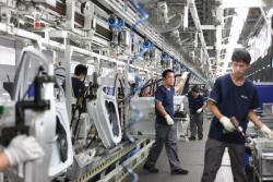 현대차 中 800만대 판매 일군 베이징 3공장…비결은...