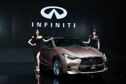 [2016부산모터쇼]인피니티 첫 준중형 SUV 'Q30' 데뷔 3790만~4340만원