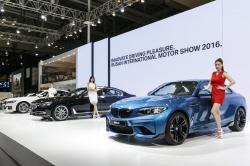 [2016부산모터쇼]BMW, 뉴 M2 쿠페 등 한정·고성능 모델 다수 국내 첫선