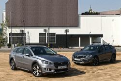 푸조 508RXH & 볼보 V60 크로스컨트리 D4 AWD - 실용적 크로스오버에 대한 또 다른 유럽의 답안지...