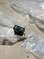 부산 해운대 해수욕장서 '폭발물 의심' 삐라 풍선 발견