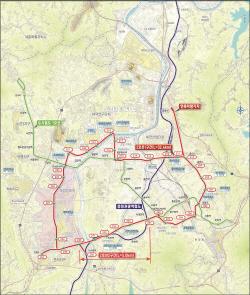돌고 돌아 제자리로 온 '대전 도시철도 2호선'…후폭풍 예고