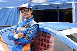 두 대가 참가한 슈퍼레이스 GT-4, 팀 코리아익스프레스 이화선 2위...정승철 4연승
