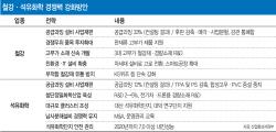 산업구조조정 신호탄 쏜 정부..철강·석화 M&A '술렁'(종합)