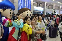`中 국경절 특수` 유커 25만명 한국 온다
