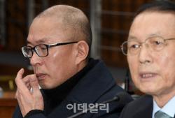 """차은택 """"최순실, '김기춘 고집세다'는 등 좋게 말한 적 없어"""""""
