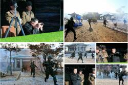 北, 탄핵 계기 청와대 폭파 훈련…軍 '도발시 지도부 제거'