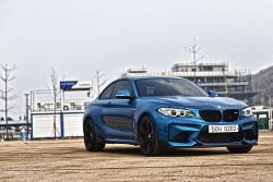 BMW M2 쿠페 시승기 - 드라이빙의 즐거움을 말하는 ...