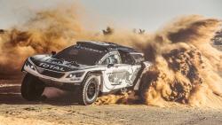 푸조 '3008 DKR'로 다카르 랠리 2년 연속 우승 노린다