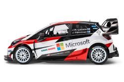 2017 WRC 프리뷰 (4) - 정상을 향한 18년 만의 복귀 '토요타 가주 레이싱 WRC'