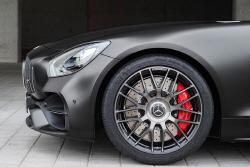 [2017 디트로이트] AMG 설립 50주년을 기념하는 '메르세데스-AMG GT C 에디션 50' 공개