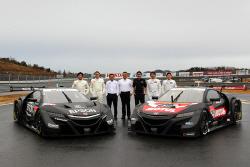 [2017 도쿄 오토살롱] 무겐, NSX-GT 앞세워 2017 슈퍼 GT GT500 클래스 복귀 선언