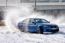 BMW그룹코리아, 눈길 안전 운행 교육 프로그램 운영