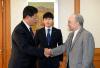 [포토]김재홍 KOTRA 사장, 이란 투자청장과 협력 모색