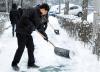 [포토] 눈 치우는 양천구청 직원들