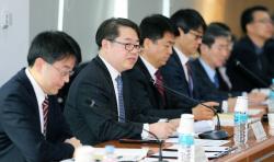 [포토]산업부, 39개 공공기관 회의..'복무기강 확립'