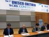 [포토]한국방송통신대학교, '유네스코 유니트윈 워크컨퍼런스' 개최-3
