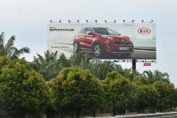 말레이시아에서 만난 한국의 자동차들