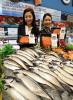 [포토]롯데마트, 청정바다에서 어획한 노르웨이 수산물 최대 25% 할인판매