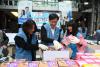 [포토]권오준 포스코 회장, 대학생봉사단 10주년 기념행사 참여