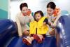 [포토]제주항공, 어린이 대상'안전체험교실' 운영