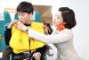 [포토]제주항공, 어린이 대상'안전체험교실' 운영-2