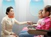 [포토]제주항공, 어린이 대상'안전체험교실' 운영-5