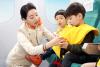 [포토]제주항공, 어린이 대상'안전체험교실' 운영-6