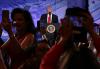 """트럼프 """"미군 예산 확대…역사상 최고 만들것"""""""