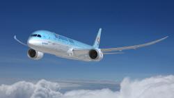 대한항공, '꿈의 항공기' 보잉 787-9 국내 첫 공개