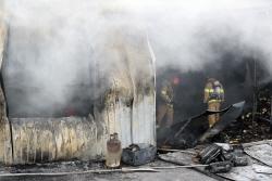 '불나면 끝장' <br>주유소·지하상가도 재난보험 든다