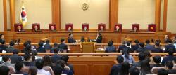 '탄핵선고까지 보름'…<br>헌재 재판관 찬반 실명공개 변수