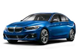 BMW 1시리즈 세단 리뷰 '중국 시장을 위한 프리미엄...