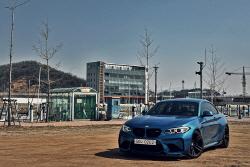 BMW M2 쿠페 tune by YLK 시승기 - 강력한 퍼포먼스...
