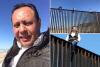 트럼프, '멕시코 국경장벽, 등산장비 써도 못 넘는 9m 원해'