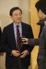 '대선 출마설'에 직접 입 연 홍석현 회장
