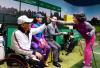 [포토]2017 골프존문화재단배 전국장애인스크린골프대회, '화이팅~'