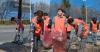 [포토]한국타이어 동그라미봉사단, 새봄맞이 환경정화 봉사활동