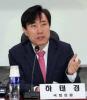 '문재인 아들 특혜 의혹 국정농단 수준'..하태경, 청문회 요구