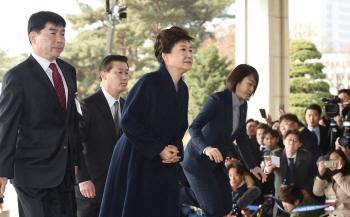 '구속 vs 불구속' '강요 vs 뇌물'…檢 고심