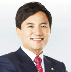 김진태, 봉은사 주지스님 예방..'탄핵으로 국민 상처'