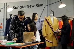현대차, 시민·디자이너 함께한 '쏘나타 뉴 라이즈 룩' 선보인다...