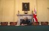 英메이 총리, 브렉시트 통보 서한에 서명…29일 EU의장에 전달
