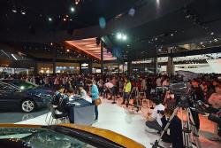 [서울모터쇼] 2017 슈퍼레이스 챔피언을 노리는 쉐보레 레이싱 팀, '서울모터쇼에서 팬 사인회 개최'