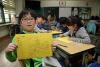 [포토]한국암웨이, 문래초등학교와 '움직이는 창의클래스' 업무협약 체결-5