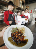 미쉐린 스타요리사의 봄밥상 메뉴